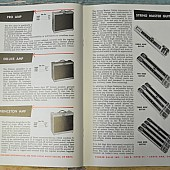 1956 Exact Reproduction Catalog