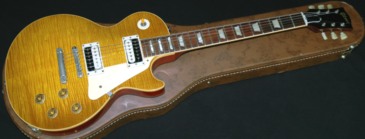 58 Historic Les Paul R8