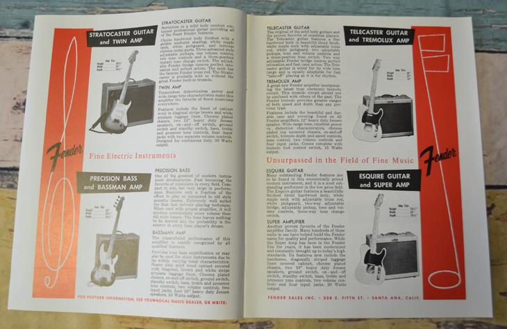 1956 Exact Reproduction Catalog