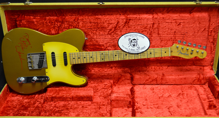Danny Gatton Signature Telecaster Prototype 1  -  Cat No:   -  Click To Order  -  ID: 4036