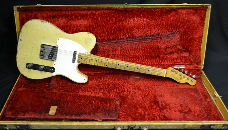 Telecaster  -  Cat No:   -  Click To Order  -  ID: 4124