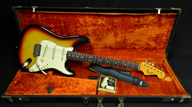 Stratocaster  -  Cat No:   -  Click To Order  -  ID: 4122