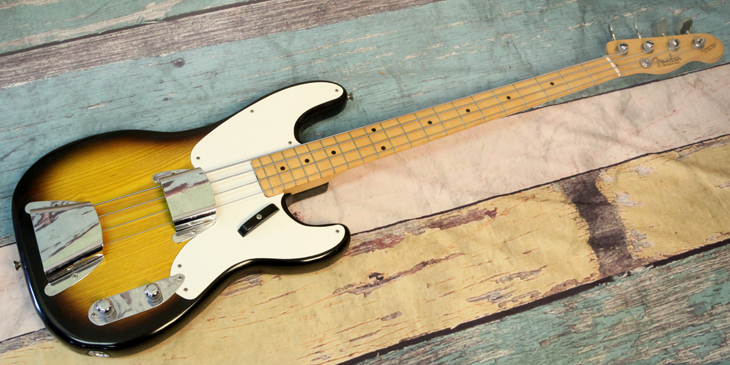Precision Bass  -  Cat No:   -  Click To Order  -  ID: 4208