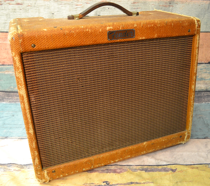 Deluxe Amp  -  Cat No:   -  Click To Order  -  ID: 4231