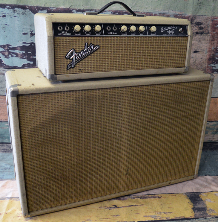 Bassman Head and Cab  -  Cat No:   -  Click To Order  -  ID: 4267