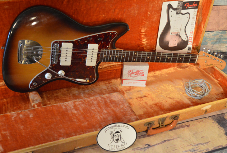 Jazzmaster  -  Cat No:   -  Click To Order  -  ID: 4278