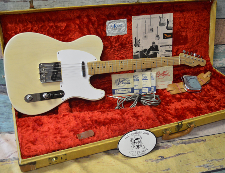 Telecaster  -  Cat No:   -  Click To Order  -  ID: 4276
