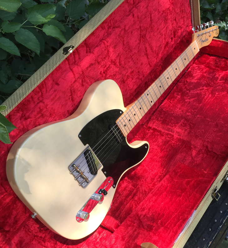 Danny Gatton Signature Telecaster Prototype 2  -  Cat No:   -  Click To Order  -  ID: 3977