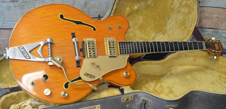 1972 Chet Atkins 6120  Nashville  -  Cat No:   -  Click To Order  -  ID: 4293