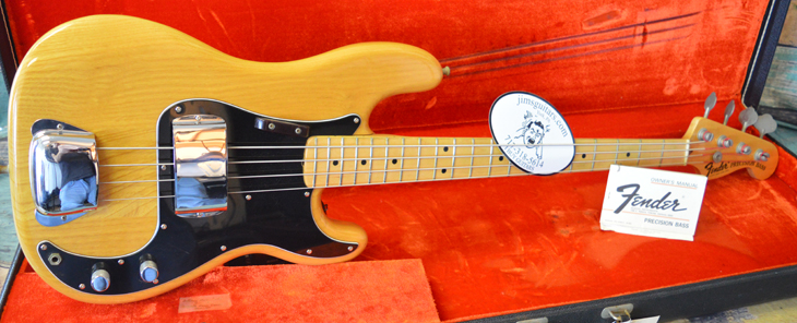 Precision Bass  -  Cat No:   -  Click To Order  -  ID: 4301