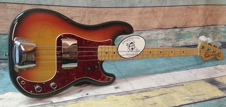 Precision Bass  -  Cat No:   -  Click To Order  -  ID: 4335