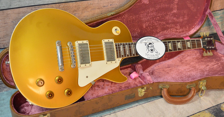 Les Paul R7 '57 Reissue  -  Cat No:   -  Click To Order  -  ID: 4356