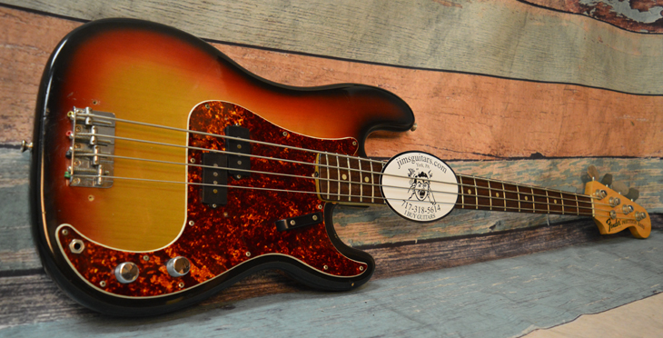 Precision Bass  -  Cat No:   -  Click To Order  -  ID: 4365