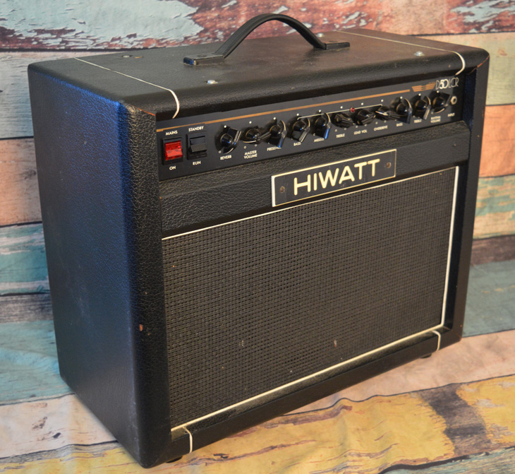 HIWATT D50 LCR  -  Cat No:   -  Click To Order  -  ID: 4386
