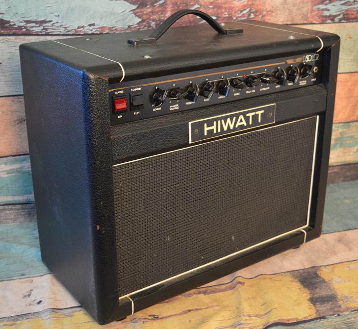 HIWATT D50 LCR  -  Cat No:   -  Click To Order  -  ID: 4386