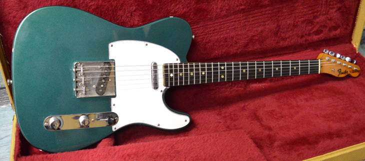 1972 Telecaster  -  Cat No:   -  Click To Order  -  ID: 4363
