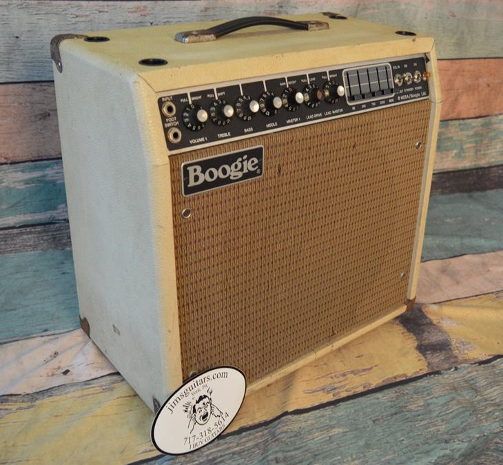 1983 Mesa Boogie Mark II-b  -  Cat No:   -  Click To Order  -  ID: 4387