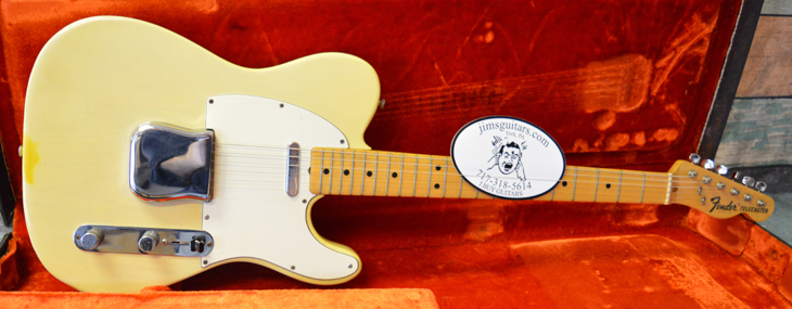 Telecaster  -  Cat No:   -  Click To Order  -  ID: 4369