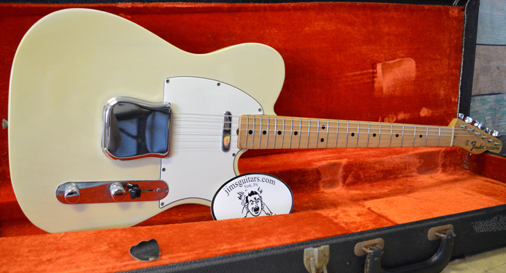 '69 Telecaster  -  Cat No:   -  Click To Order  -  ID: 4357