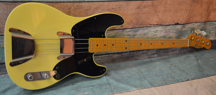 Precision Bass  -  Cat No:   -  Click To Order  -  ID: 4372