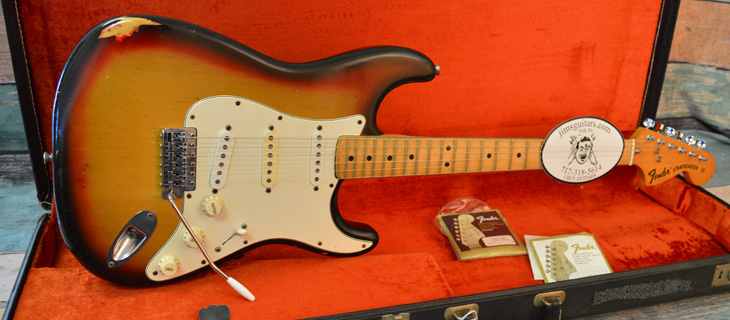 Stratocaster  -  Cat No:   -  Click To Order  -  ID: 4392