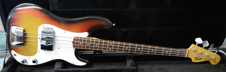 Precision Bass  -  Cat No:   -  Click To Order  -  ID: 4393