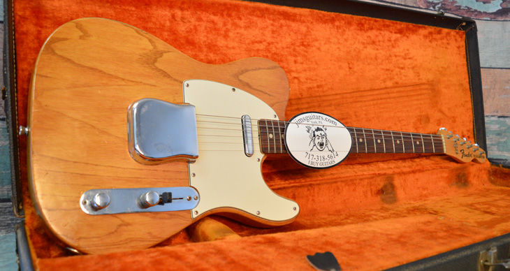 1973 Telecaster  -  Cat No:   -  Click To Order  -  ID: 4395