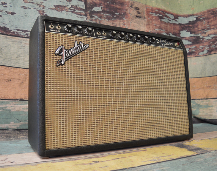 Deluxe Reverb  -  Cat No:   -  Click To Order  -  ID: 4414