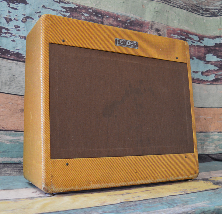 1955 Fender Pro-Amp  -  Cat No:   -  Click To Order  -  ID: 4417
