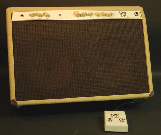 Jims Guitars Combo  -  Cat No:   -  Click To Order  -  ID: 1805