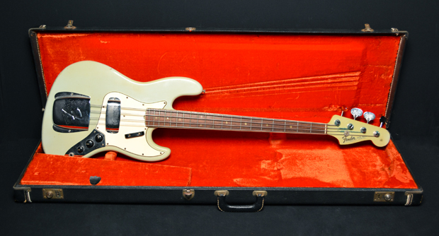 Jazz Bass  - Click For More Views and Details