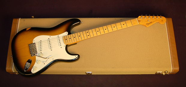 Stratocaster  - Click For More Views and Details